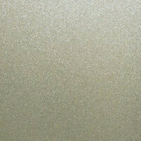Best Creation Inc - 12 x 12 Glitter Cardstock - Light Gold Leaf