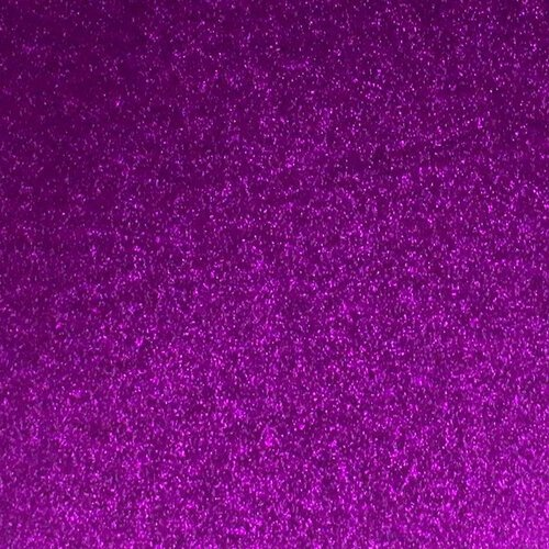 Best Creation Inc - 12 x 12 Gloss Glitter Paper - Purple