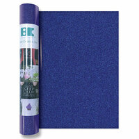 Best Creation Inc - Glitter Iron On - 12 Inch - Royal Blue