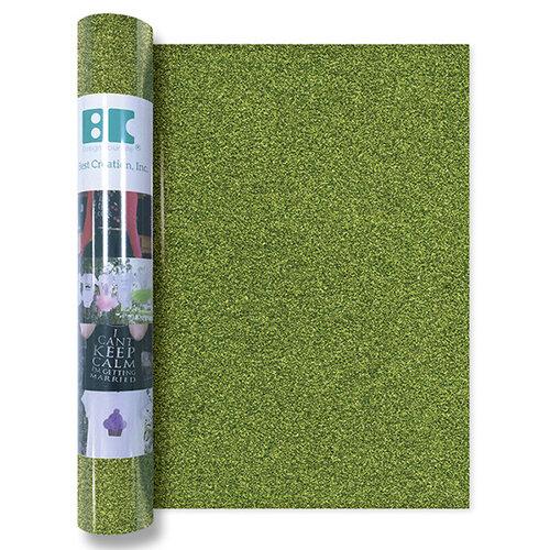 Best Creation Inc - Glitter Iron On - 12 Inch - Light Green