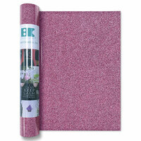 Best Creation Inc - Glitter Iron On - 12 Inch - Soft Pink