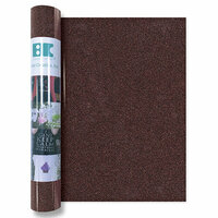 Best Creation Inc - Glitter Iron On - 12 Inch - Brown