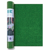 Best Creation Inc - Glitter Iron On - 12 Inch - Green