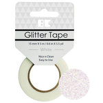 Best Creation Inc - Glitter Tape - White