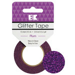 Best Creation Inc - Glitter Tape - Plum