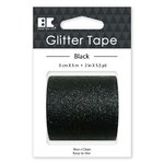 Best Creation Inc - Glitter Tape - Black - 50mm