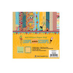 Best Creation Inc - Loops and Scoops Collection - 6 x 6 Paper Pad