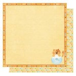 Best Creation Inc - Meow Collection - 12 x 12 Double Sided Glitter Paper - Meow