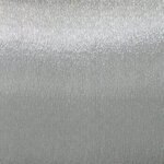 Best Creation Inc - 12 x 12 Foil Paper - Textured Silver