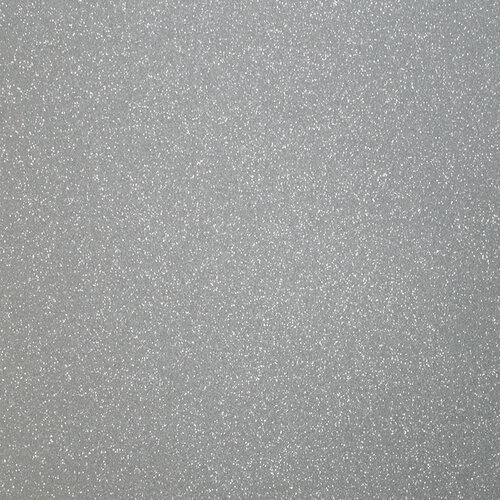 Best Creation Inc - 12 x 12 Shimmer Sand Paper - Silver
