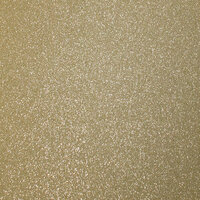 Best Creation Inc - 12 x 12 Shimmer Sand Paper - Bright Gold