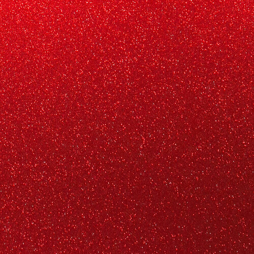Best Creation Inc - 12 x 12 Shimmer Sand Paper - Red