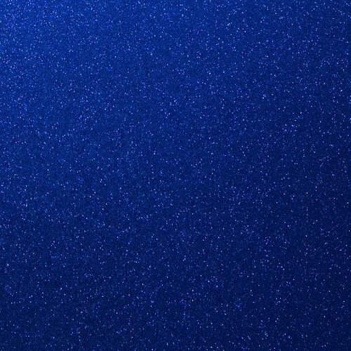 Best Creation Inc - 12 x 12 Shimmer Sand Paper - Dark Blue
