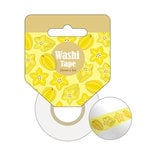 Best Creation Inc - Washi Tape - Starfruit