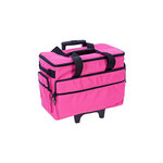Bluefig - Wheeled Sewing Machine Carrier - Pink
