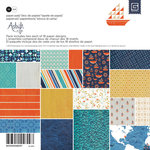 BasicGrey - Adrift Collection - 6 x 6 Paper Pad