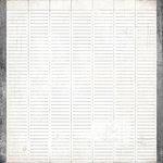 BasicGrey - Basic White Collection - 12 x 12 Paper - Index