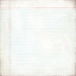 BasicGrey - Basic White Collection - 12 x 12 Paper - Booknote