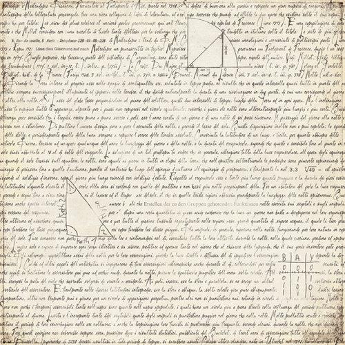 BasicGrey - Basic Manila Collection - 12 x 12 Paper - Glossary