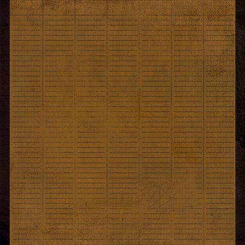 BasicGrey - Basic Kraft Collection - 12 x 12 Paper - Syllabus