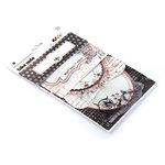 BasicGrey - Basic Manila Collection - Take Note Journaling Cards with Transparencies
