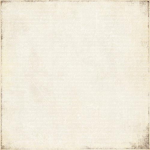 BasicGrey - Basic Manila Collection - 12 x 12 Paper - Jargon