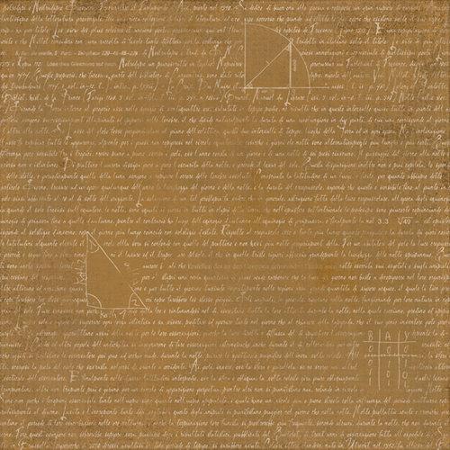 BasicGrey - Basic Kraft Collection - 12 x 12 Paper - Dialect