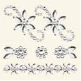 BasicGrey - Bling It Collection - Rhinestones - Designer Bouquet - Diamond
