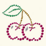 BasicGrey - Bling It Collection - Rhinestones - Designer Cherry - Blush, CLEARANCE
