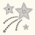 BasicGrey - Bling It Collection - Rhinestones - Starbright - Diamond