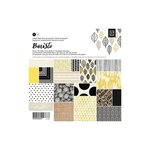 BasicGrey - Barista Collection - 6 x 6 Paper Pad