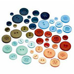 BasicGrey - Marrakech Collection - Buttons