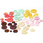 BasicGrey - Nook and Pantry Collection - Buttons