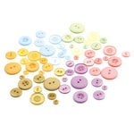 BasicGrey - Kioshi Collection - Buttons, CLEARANCE