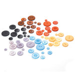 BasicGrey - Max and Whiskers Collection - Buttons, CLEARANCE