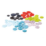 BasicGrey - Oliver Collection - Buttons, CLEARANCE