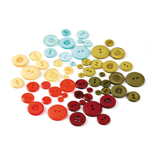 BasicGrey - Jovial Collection - Buttons