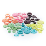 BasicGrey - Sweet Threads Collection - Buttons