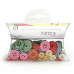 BasicGrey - Buttons - Obscure , CLEARANCE