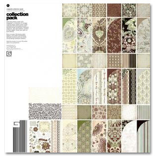 BasicGrey - Cappella Collection - 12 x 12 Collection Pack