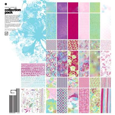 BasicGrey - Euphoria Collection - 12x12 Collection Pack