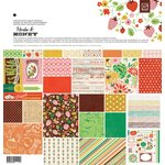 BasicGrey - Herbs and Honey Collection - 12 x 12 Collection Pack