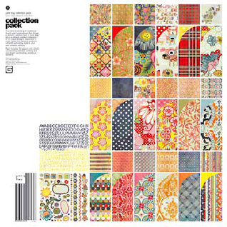 BasicGrey - June Bug Collection - 12 x 12 Collection Pack
