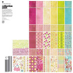 BasicGrey - Lemonade Collection - 12 x 12 Collection Pack
