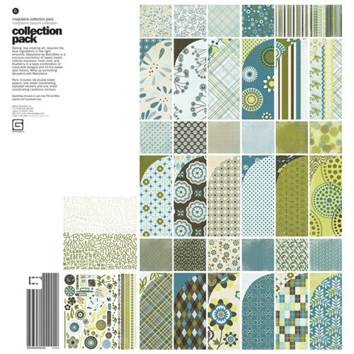 BasicGrey - Marjolaine Collection - 12 x 12 Collection Pack