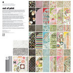 BasicGrey - Out of Print Collection - 12 x 12 Collection Pack