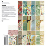 BasicGrey - Oxford Collection - 12 x 12 Collection Pack