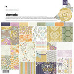 BasicGrey - Plumeria Collection - 12 x 12 Collection Pack