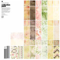 BasicGrey - Porcelain Collection - 12 x 12 Collection Pack