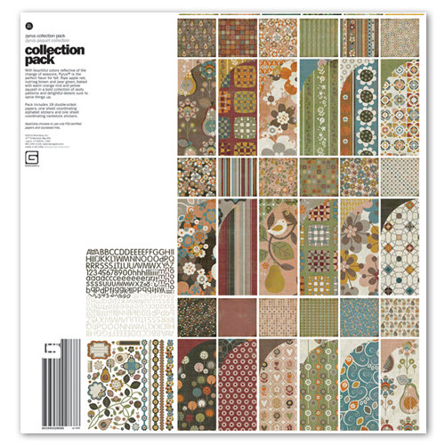 BasicGrey - Pyrus Collection - 12 x 12 Collection Pack, BRAND NEW - click to enlarge